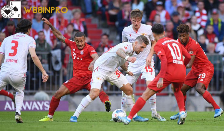 Pertandingan Union Berlin vs Bayern Munich 23:00 - 17/05/2020